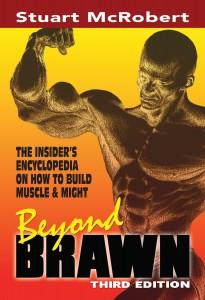 BEYOND BRAWN book.