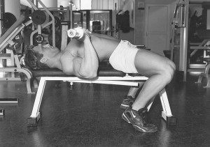 Complete instructions on bench press technique.