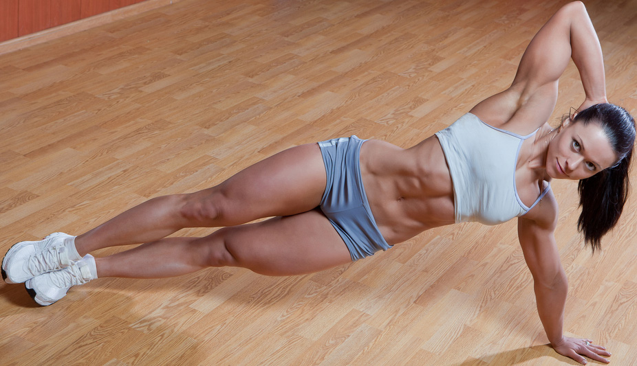 "How to develop six pack abs, the origin of ""hamstrings,"" and cardio equipment."