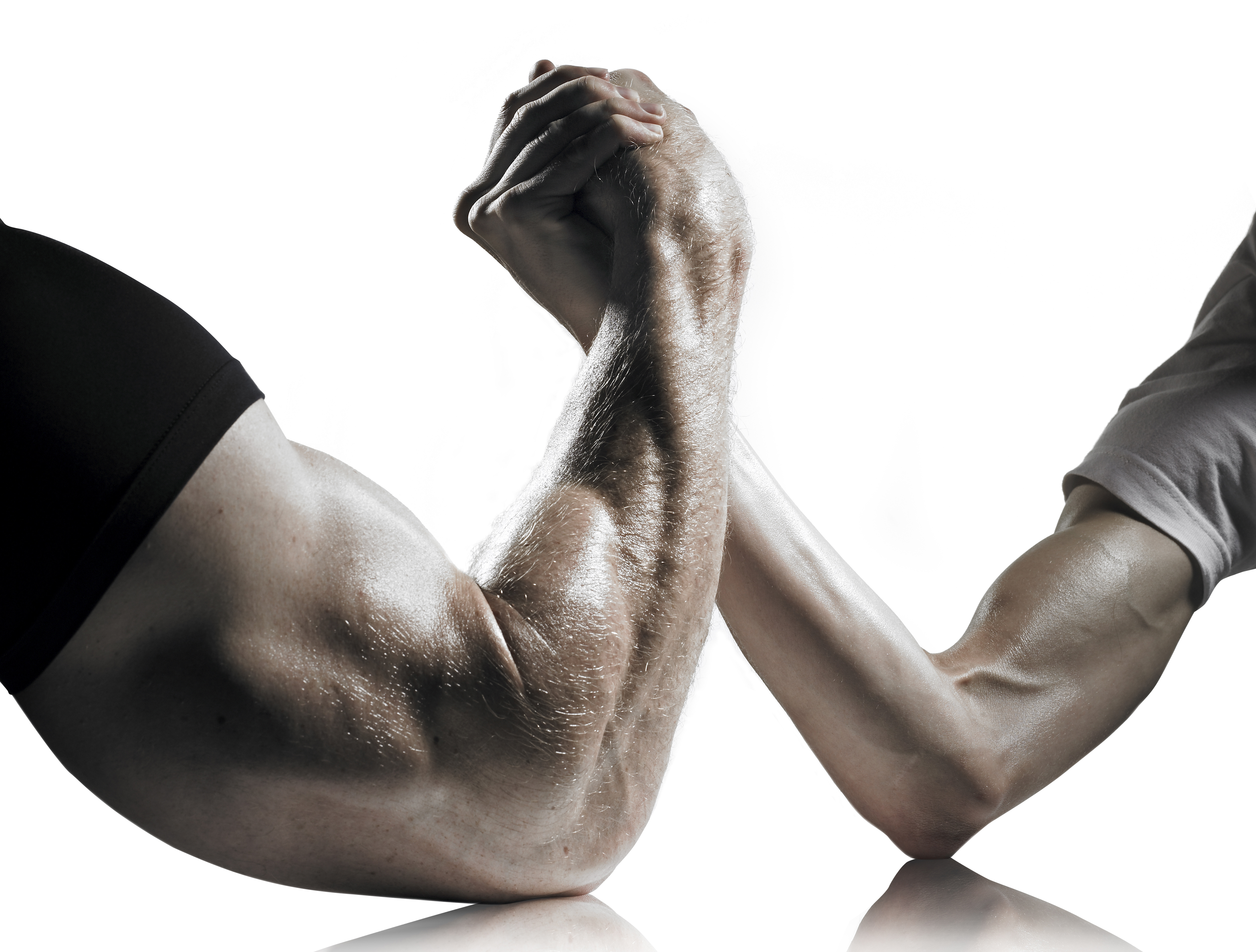 How To Hand Yourself Bigger Muscles
